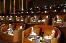 Comfortable Luxury Cinemas - Bangkok's Embassy Diplomat Screens Makes Movie-Watching Decadent