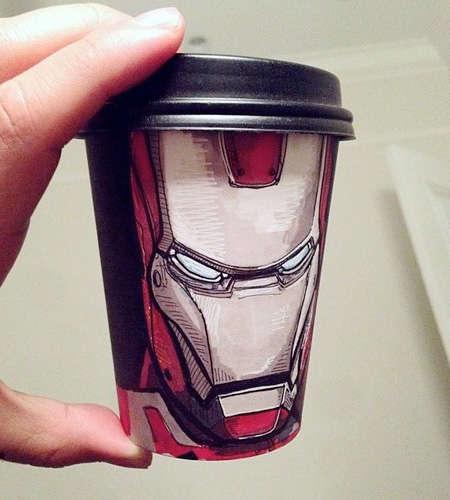Pop Culture Coffee Cups