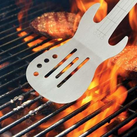 Musical BBQ Spatulas