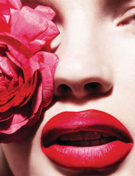 Luscious Lipstick Editorials