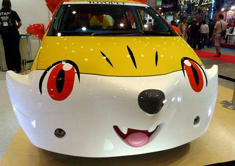 Anime Monster Autos
