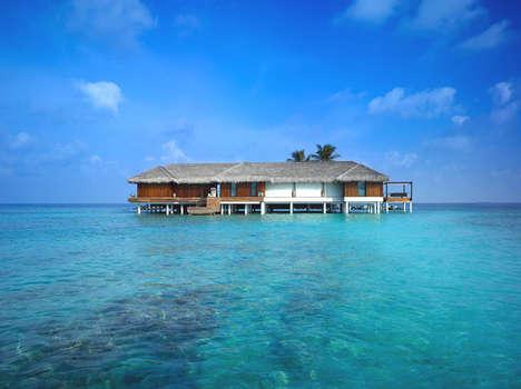 Isolated Island Retreats