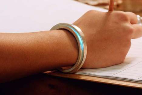 Smartphone-Connected Cuffs