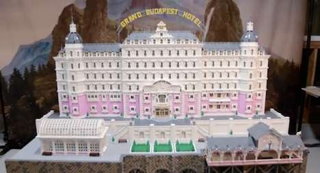 Block-Built Fictional Hotels