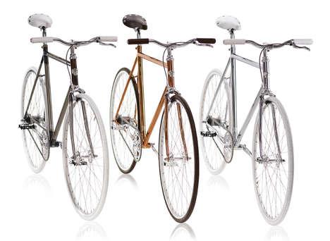 Utilitarian City Bikes
