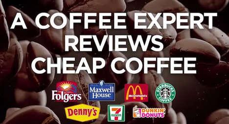 Connoisseur Coffee Comparisons