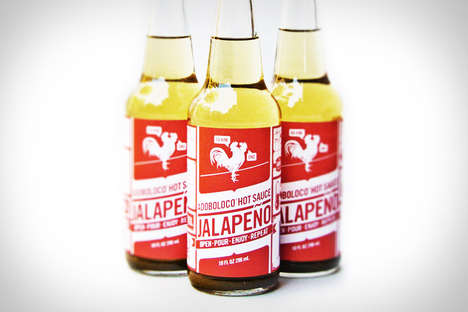 Hot Hawaiian Sauces - The Adoboloco Jalapeno Sauce Says Aloha to Some Spicy Flavor