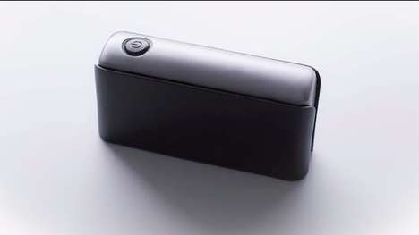 Handheld Scanning Devices - The PocketScan Wireless Scanner From Dacuda is the World's Smallest