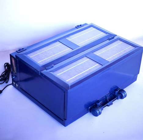 Compact Collapsible Refrigerators