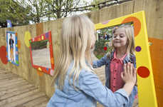 Multi-Sensory Child Gardens - Alton Towers' Something Special Sensory Garden is Educational and Fun