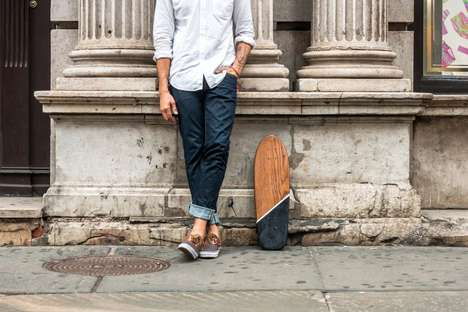 Artisanally Sleek Skateboards