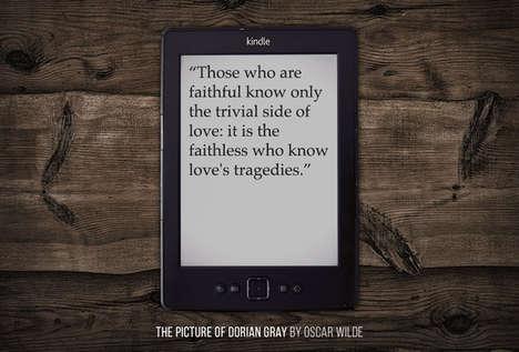 Iconic Literature Quotations