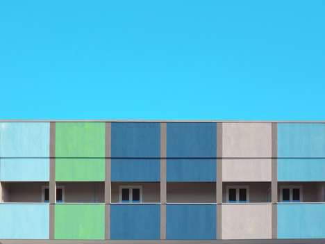 Geometric Architectural Photography