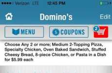 Voice Order Pizza Apps - A Virtual Assistant on Domino's App Now Helps with Ordering Pizza