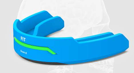 Concussion-Detecting Mouthguards