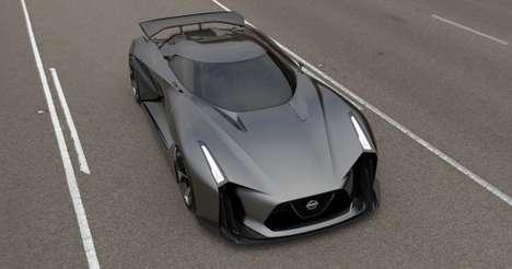 Virtual Concept Vehicles