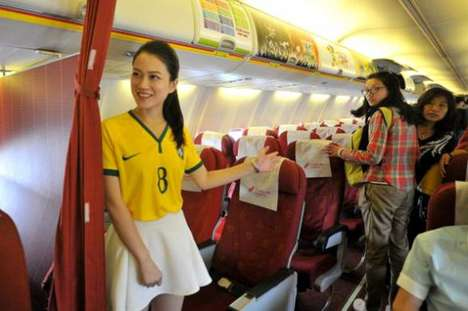 Sporty Flight Uniforms