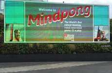 Mind-Controlled Gaming Billboards