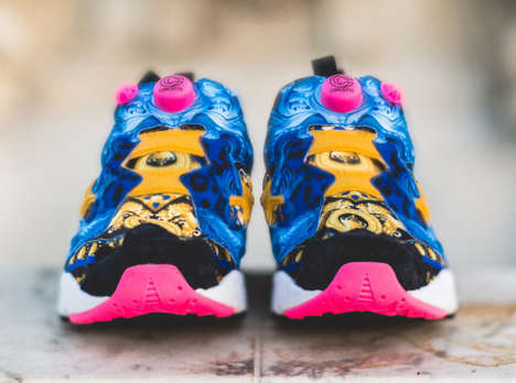 Regal Retro Sneakers