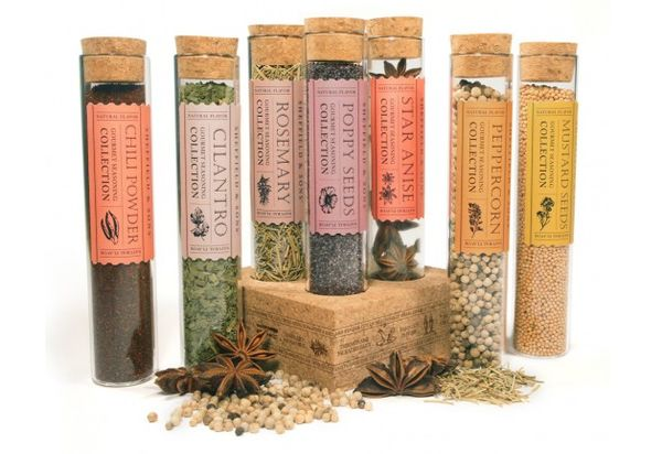 23 Examples of Spice Packaging