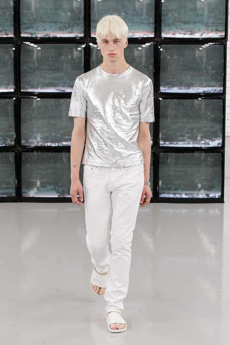 Minimalist 90s-Inspired Menswear