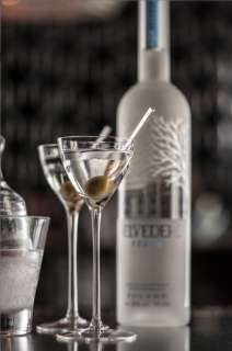 Delicious Spy-Worthy Spirits - Belvedere Vodka Lets You Discover Your Inner James Bond