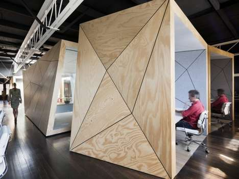 Camera-Inspired Workspaces