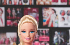 Modern Role Model Dolls - Entrepreneur Barbie is Ready for the Workforce with a Toy Tablet