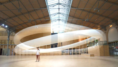 Giant Halo Installations
