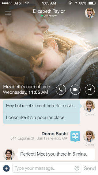 Couples Messaging Apps - The Couple App for Couples Provides a Dedicated Network for Two