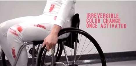 Injury-Detecting Sportswear