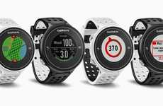 Swing-Improving Watches - The Approach S6 Watch Helps Golfers Swing Better on the Green