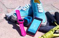 Child Fitness Wristbands - KidFit Designed the X-Doria Watch to Get Kids Excited about Fitness