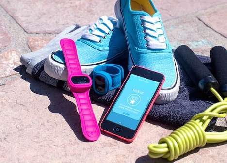 Child Fitness Wristbands