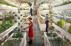 Rooftop Farming Kits - This Urban Farmers Modular System Helps Anyone Create Their Own Operation