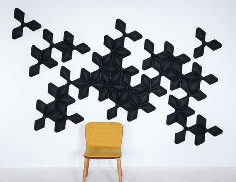 Fashionable Acoustic Fixtures