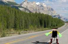 Hitchhiking Robots - The hitchBOT Robot Will Try to Hitchhike Across Canada This Summer
