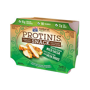 Portable Protein Snacks