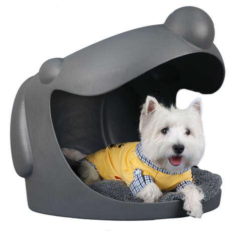 Dog-Resembling Pet Beds