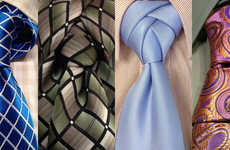 Unusual Necktie Knot Guides