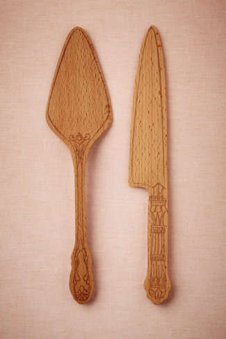 Sustainable Dessert Utensils