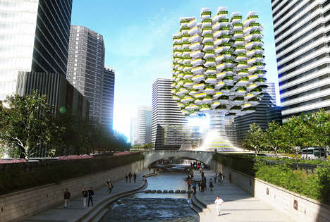 Vertical Farm Architecture
