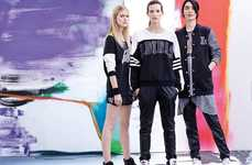 Youthfully Bold Sportswear