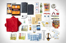 72 Hour Survival Kits - The Boltwell B72 Foundation Kit is Enough to Survive a 3-Day Emergency