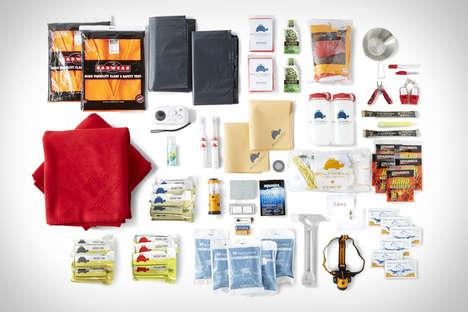 72 Hour Survival Kits