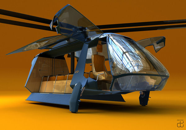 53 Forward-Thinking Chopper Designs