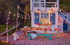 Decorative Camping Collections - Poppytalk for Target's Glamping Line Features Feminine Flourishes
