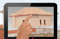 Surveying Tool Tablets - EyesMap is a 3D Design Tablet That Combines Several Surveying Tools