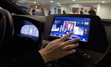 Sensor-Embedded Cars