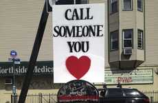 Heart-Warming Payphone Projects - Matt Adams Created Call Someone You Love to Connect New Yorkers